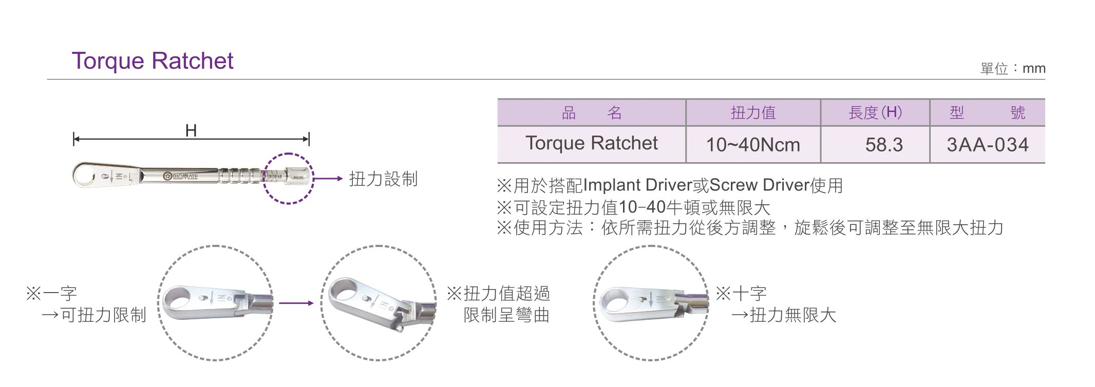 Torque Ratchet